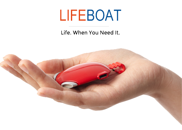 Lifeboat. Life. When You Need It.